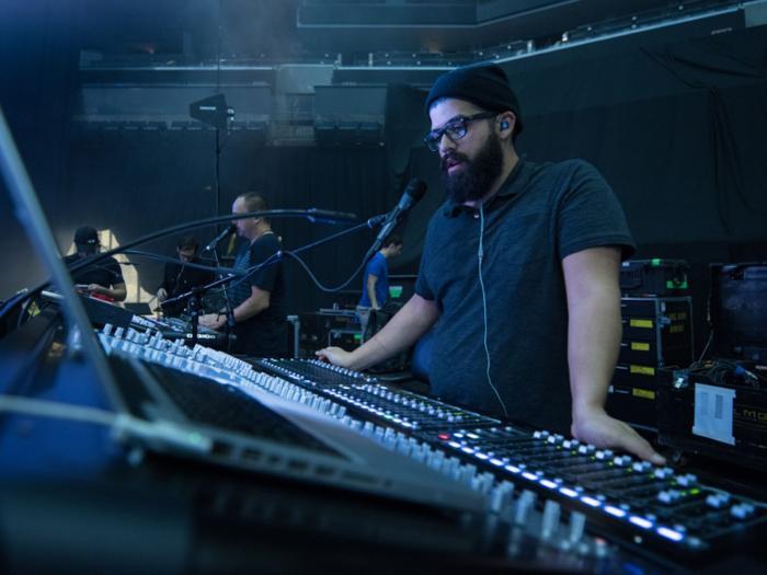 Elevation Worship Raises The Bar With DiGiCo