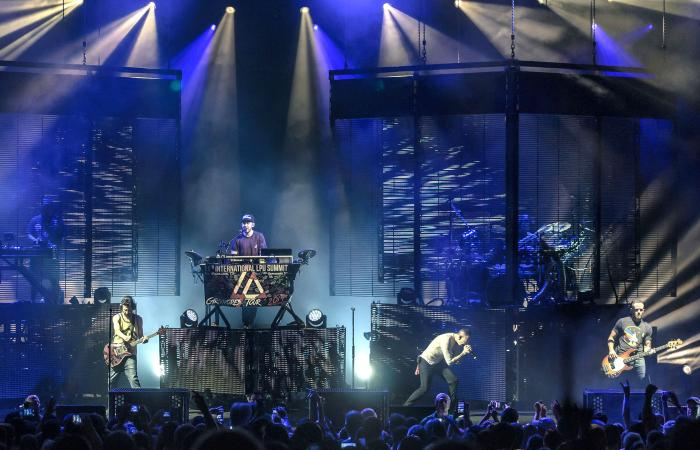 DiGiCo Tops The Feed Chain On Linkin Park's Carnivores Tour