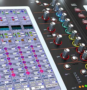 DiGiCo Creative Mixing Solutions - Consoles, Audio