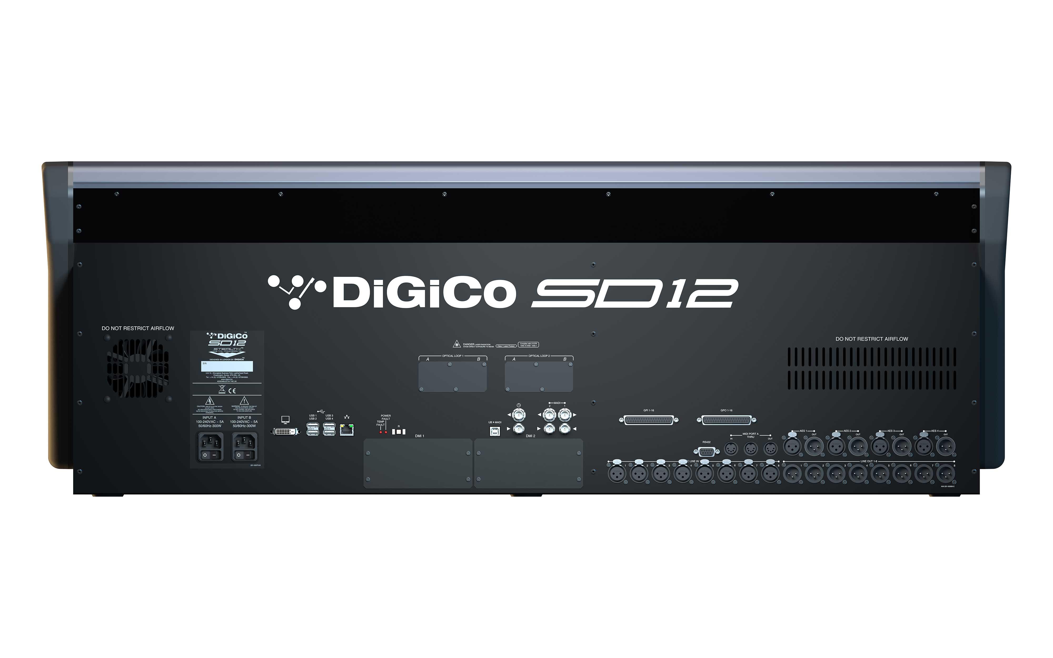 SD12 - DiGiCo