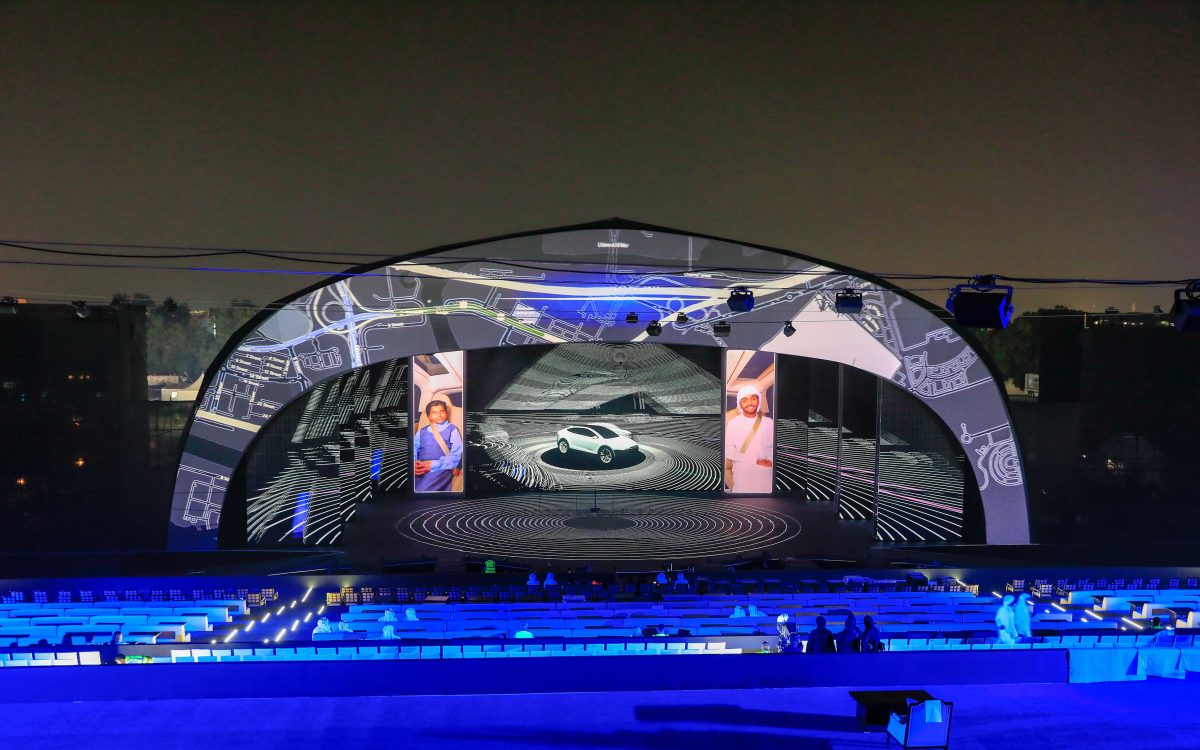 DiGiCo SD5 Takes Centre Stage At UAE National Day Celebrations