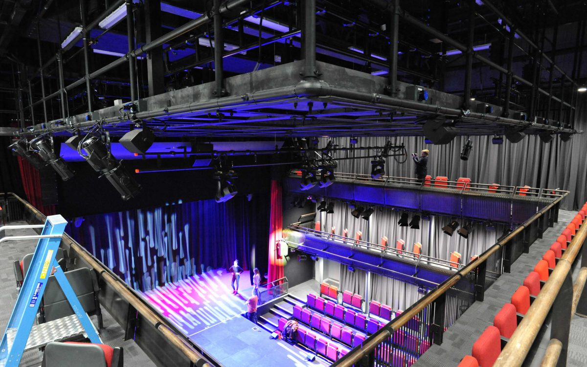 DiGiCo SD9 Gives Added Versatility To University Of Salford's Adelphi Building