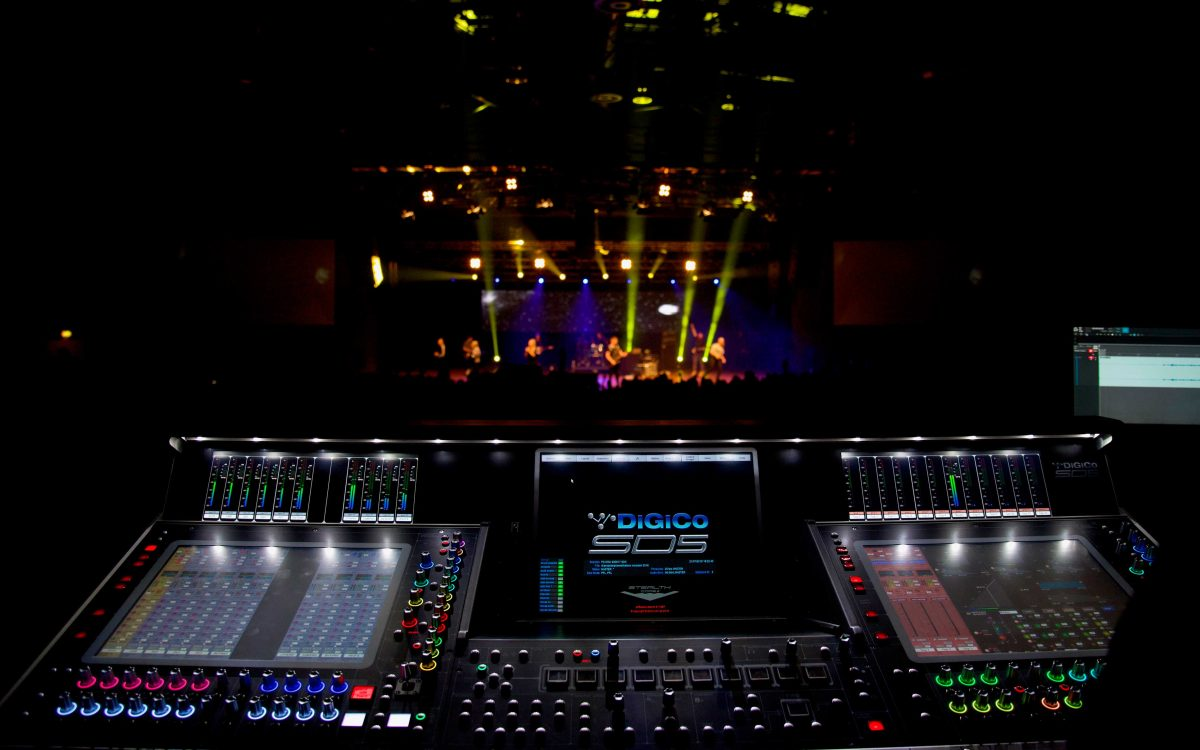 Blue Array Invests In DiGiCo SD12