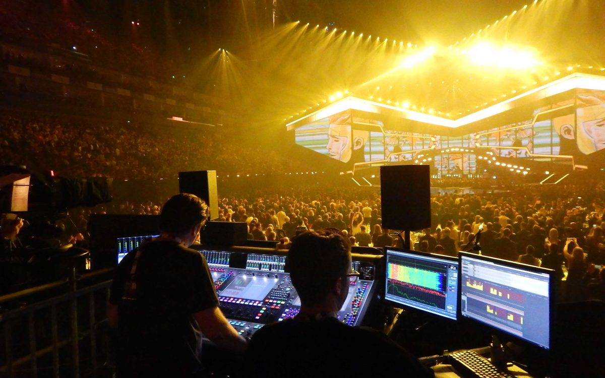 DiGiCo Gets Clean Sweep At 2017 Brit Awards