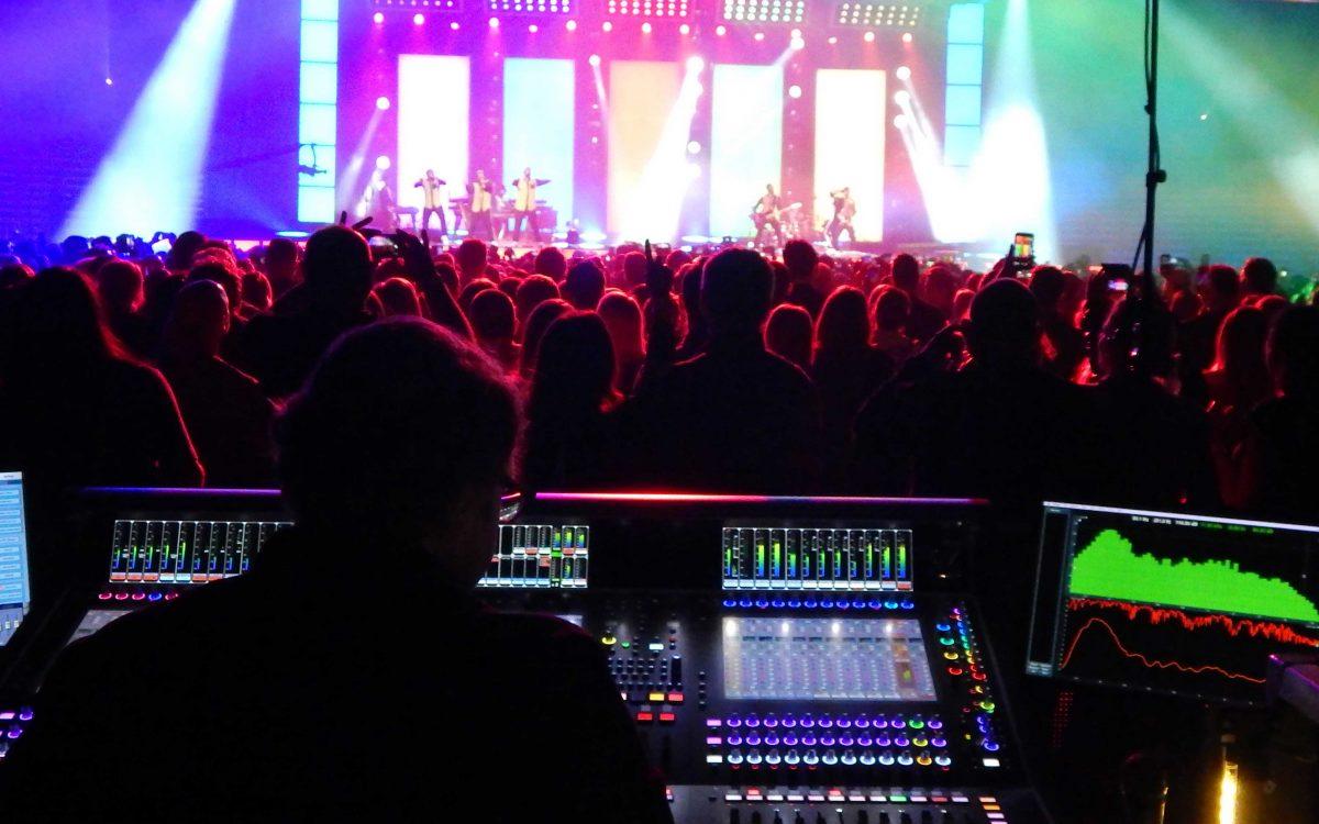 DiGiCo Works Its 24 Magic On Bruno Mars' World Tour