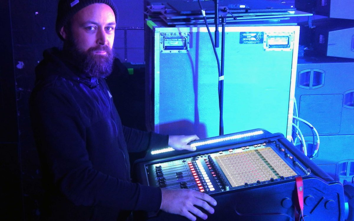 DiGiCo Is Neat Fit For Cage The Elephant Tour