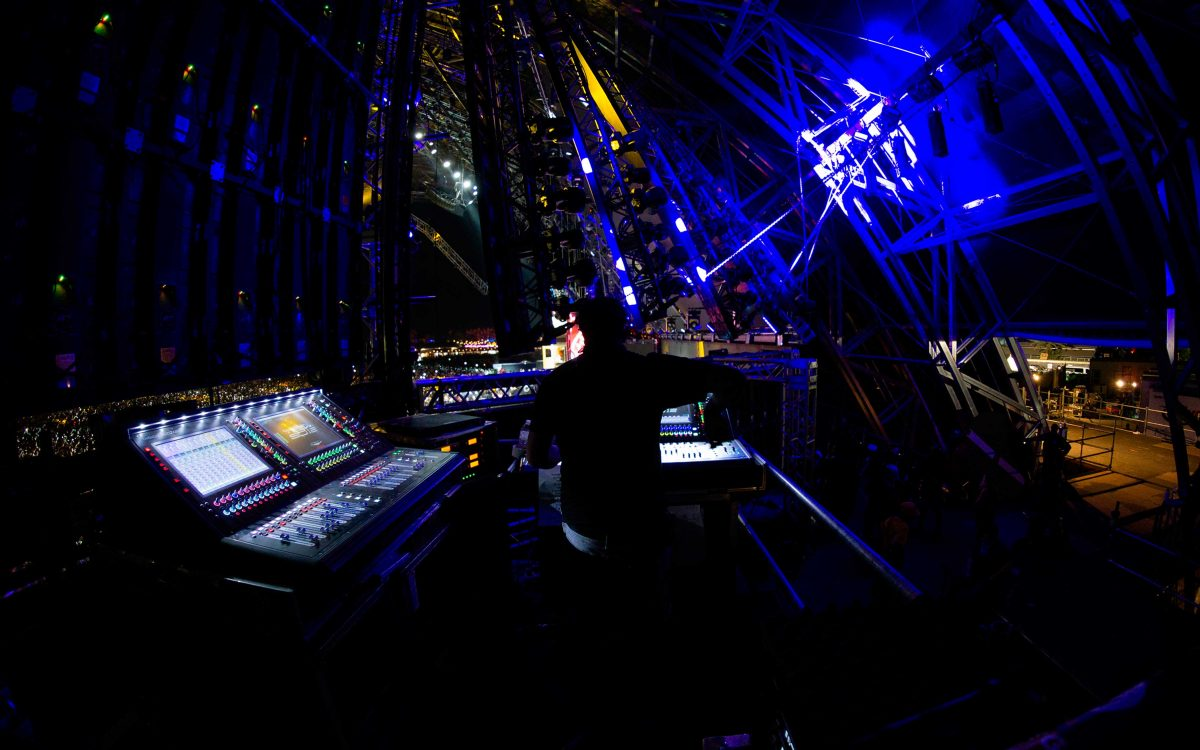 DiGiCo Performs on Every Major Stage of Coachella
