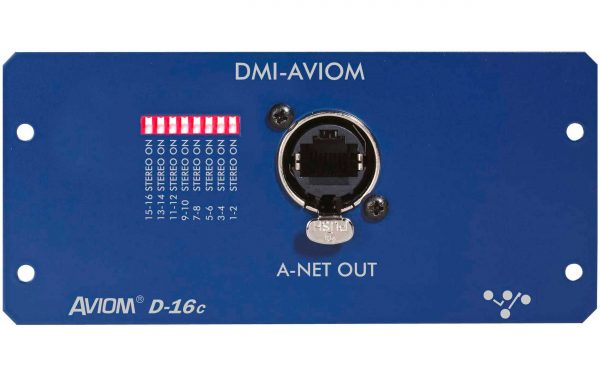 DMI-AVIOM