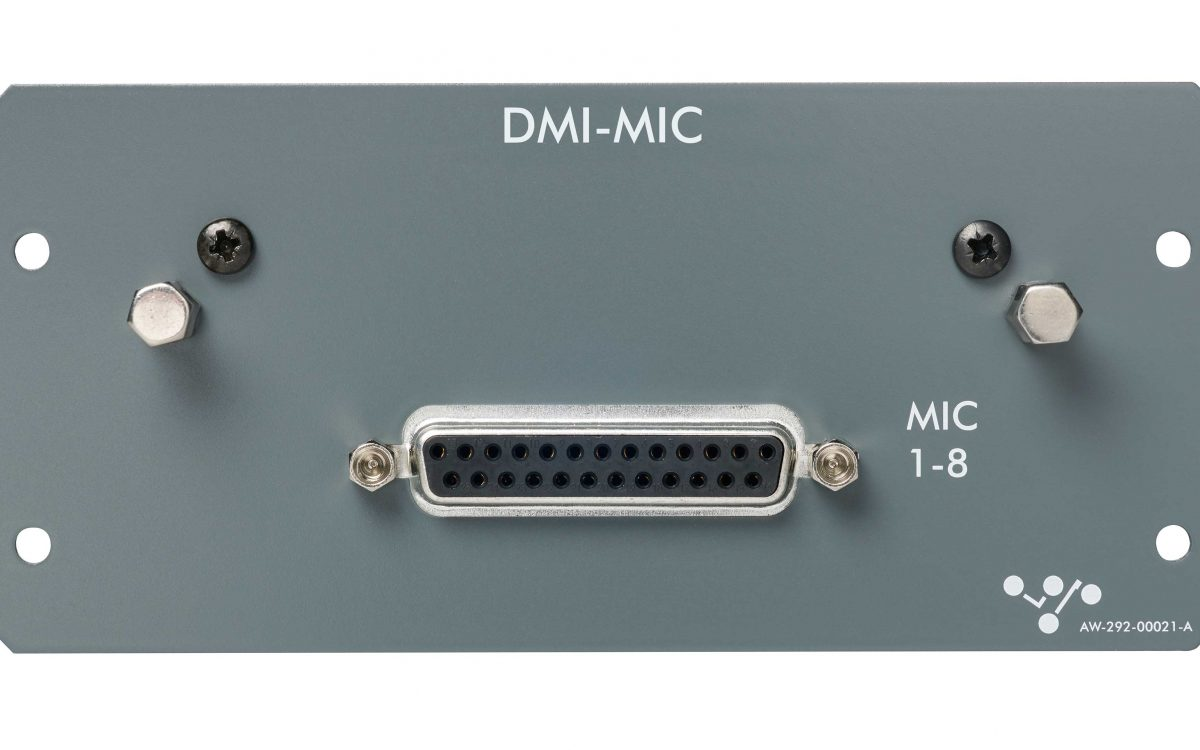 Get connected with the DiGiCo S-Series