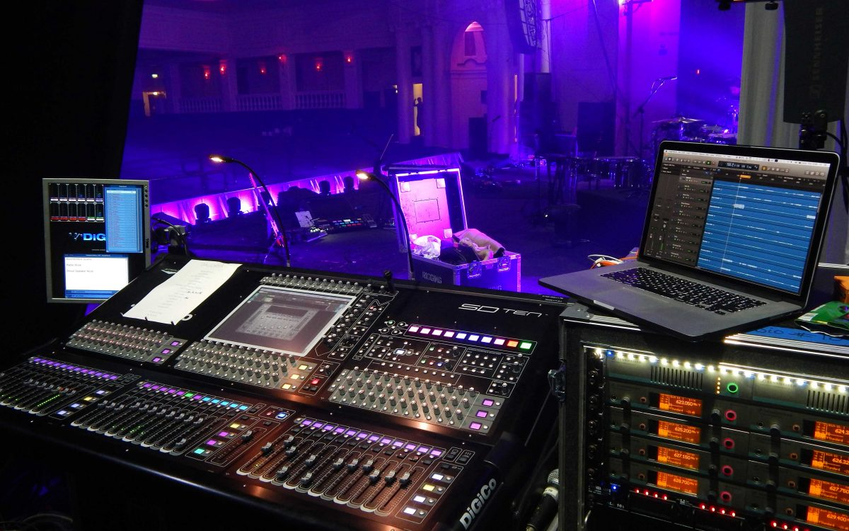 DiGiCo Delivers Clever Communication On Daughter Tour