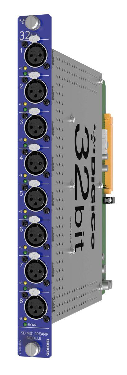 SD 32-Bit Mic Pre-Amp