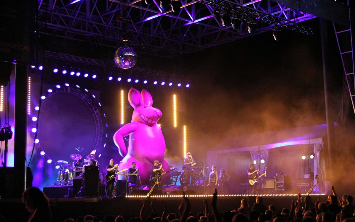 DiGiCo SD5 And SD10 Consoles Keep The Australian Pink Floyd Show A High Flier