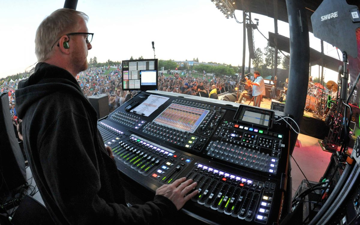 DiGiCo and Rat Sound Help Ben Harper & The Innocent Criminals Lose Weight On The Road