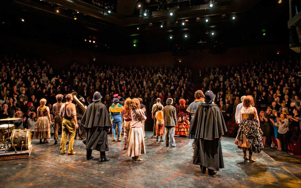DiGiCo SD10T Helps Denver Center Theater Company Get Around