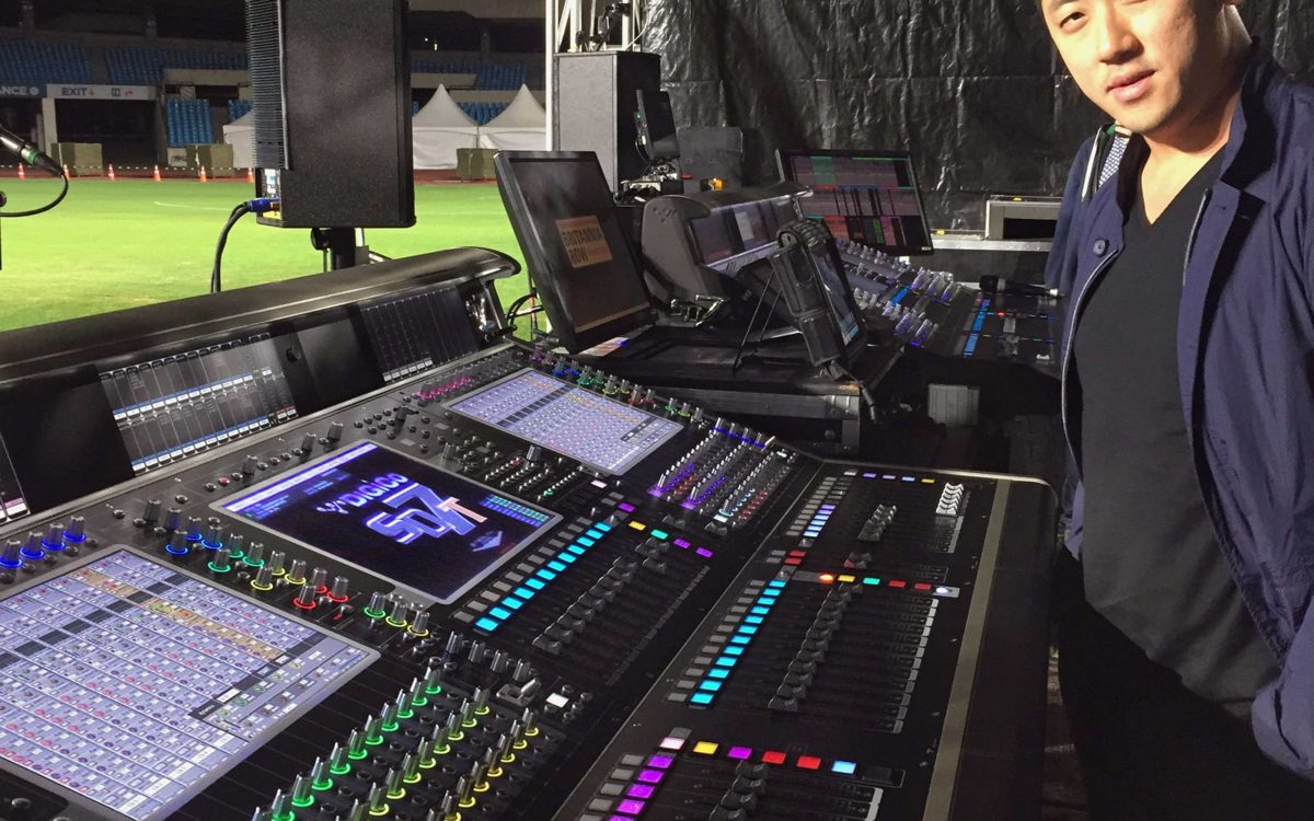 """DiGiCo Helps Put The """"Music"""" Into """"Musical"""" On La La Land In Concert"""