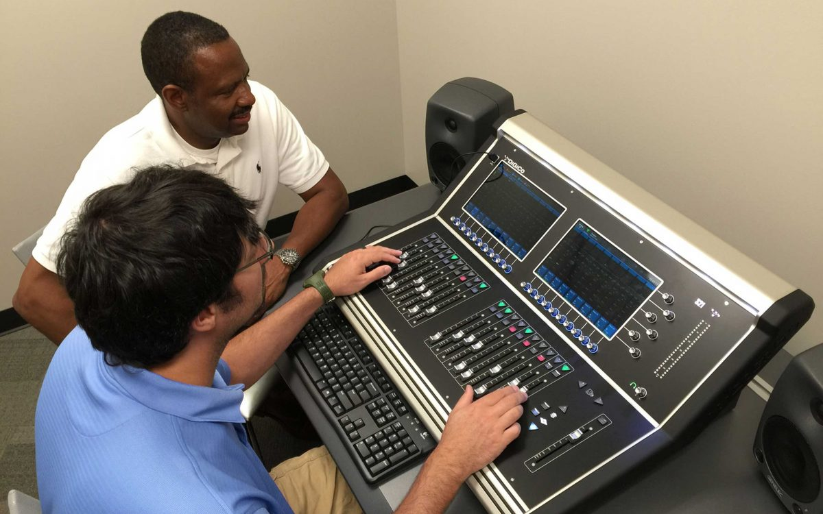 DiGiCo S21 Console Is The Audio Hub For Mississippi State's New Production Facility