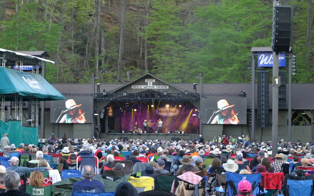 MerleFest 2018: The Tradition Continues With DiGiCo