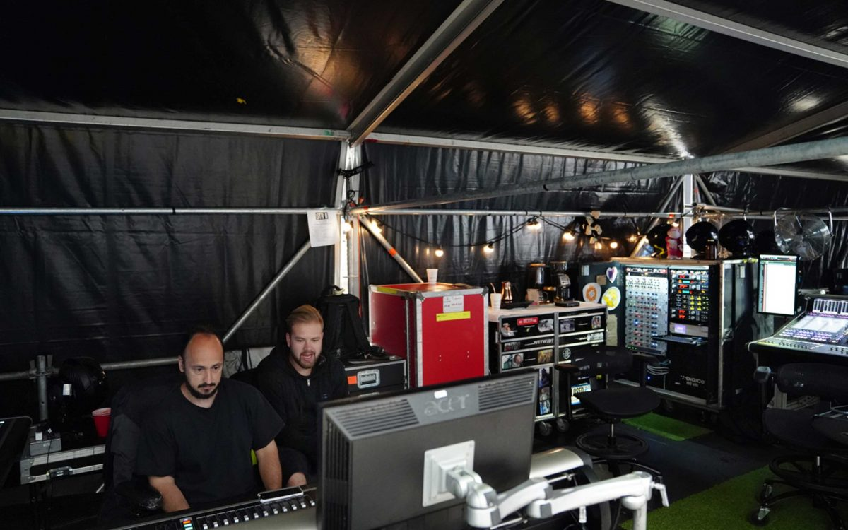 Beyonce And JAY-Z Go On The Run Again With DiGiCo