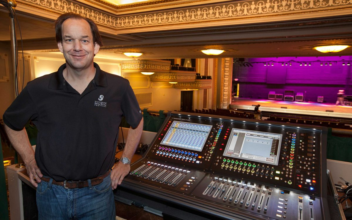 The Eclectic Savannah Music Festival Agrees On One Thing: DiGiCo Audio Consoles