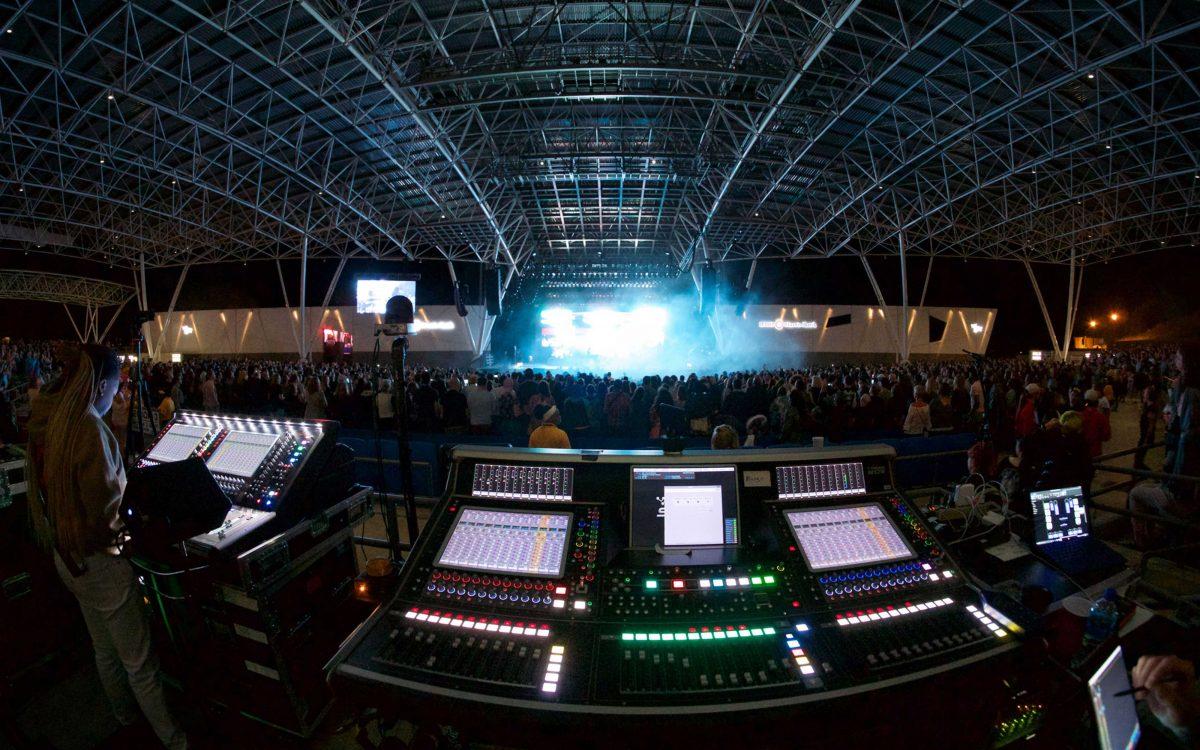 DiGiCo Desks Shine at Milwaukee's Massive Summerfest