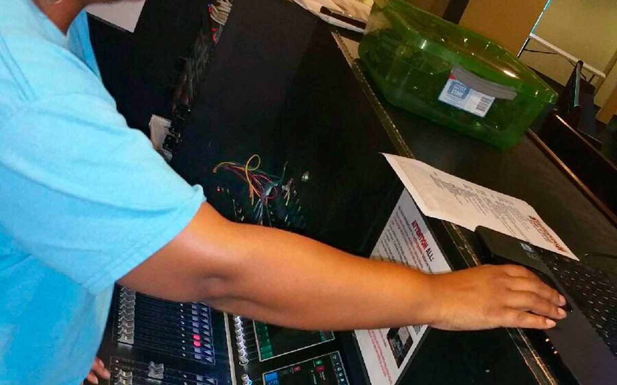 World Changers Remains Fixed On DiGiCo