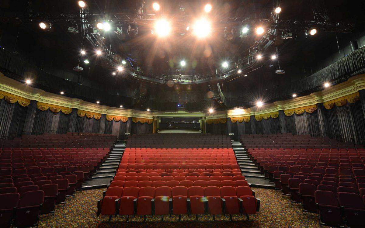 DiGiCo Upgrade For Theatre of Marcellus