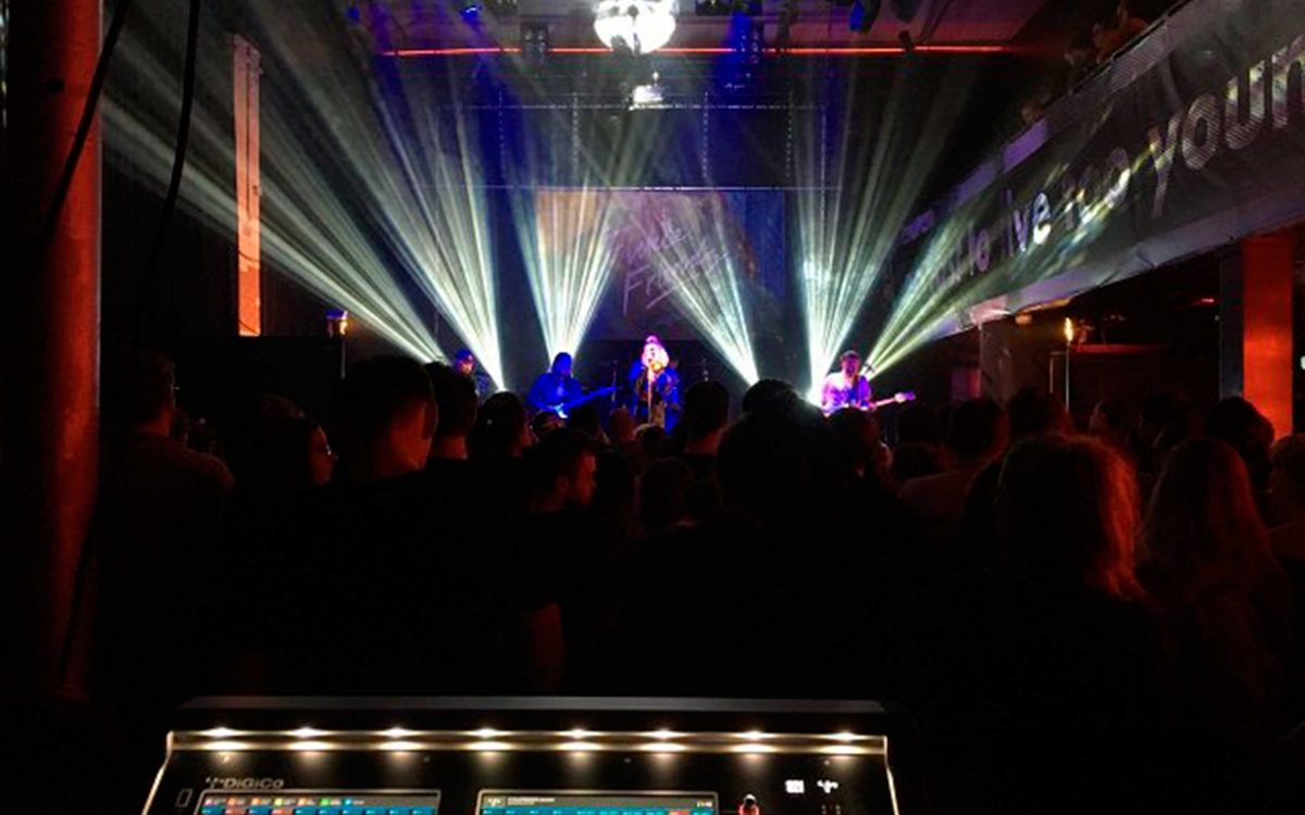DiGiCo S21 Proves Perfect Solution For Fickle Friends Growing Needs