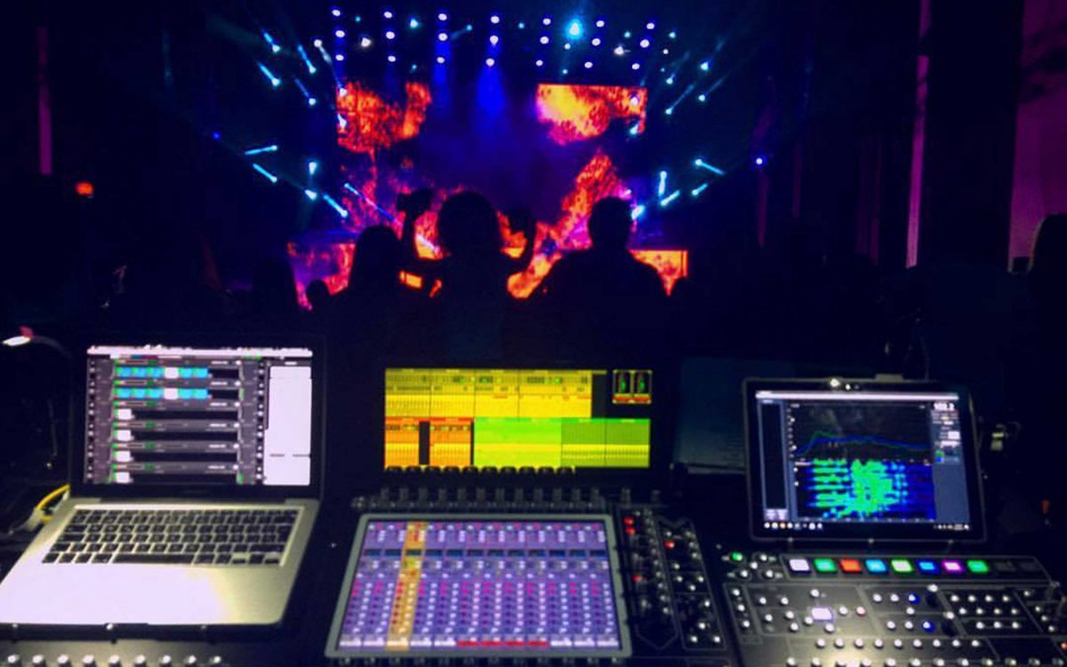 SD10 Sounds Supreme On J Balvin Tour