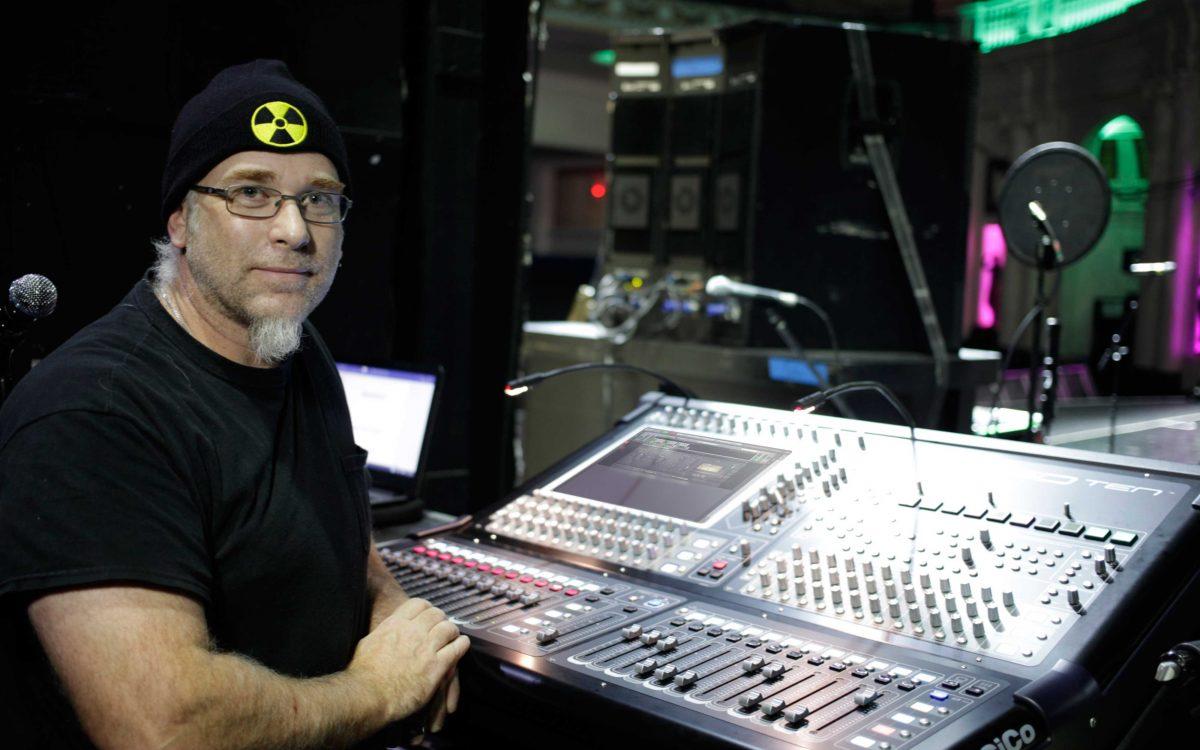 DiGiCo Redeems Its Soul With Judas Priest