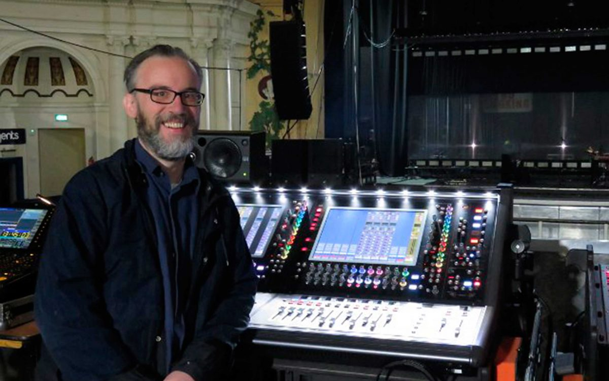Triplex Relies On DiGiCo For London Grammar Tour