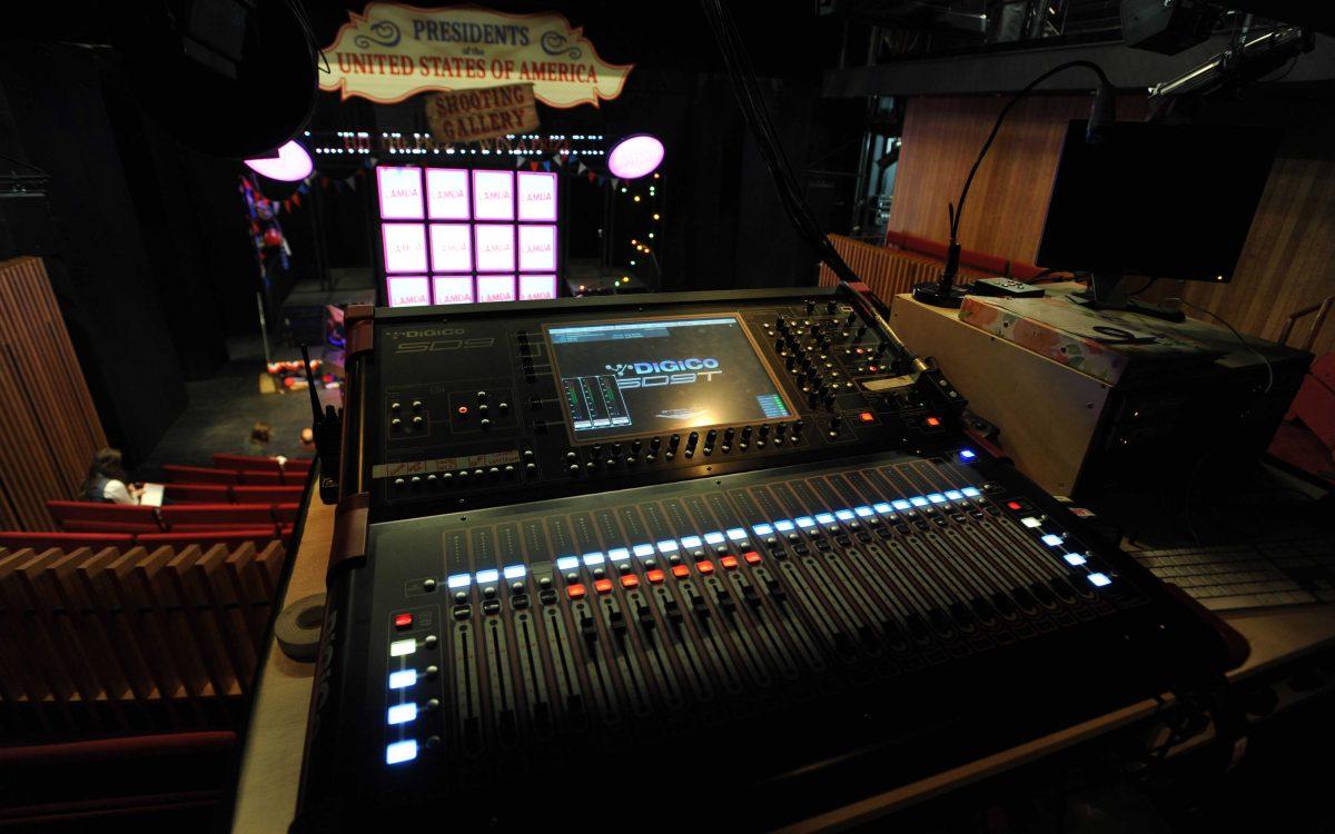 LAMDA Chooses DiGiCo SD9T For New Facility