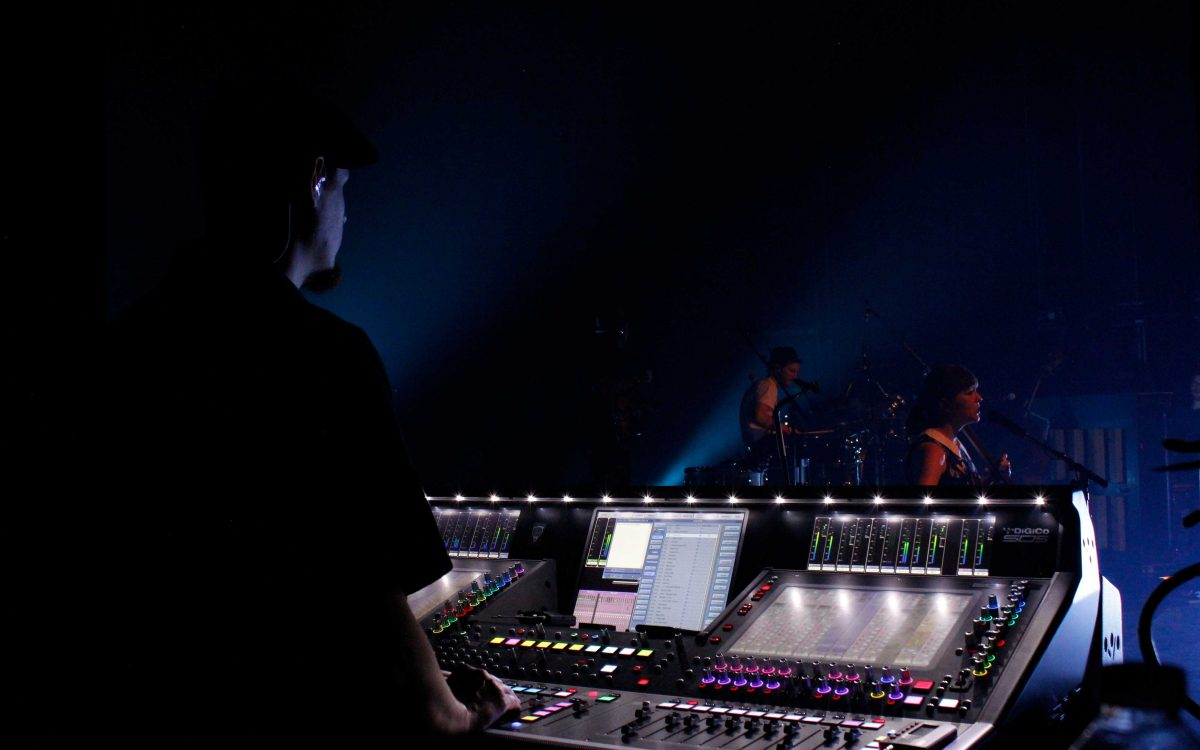 The Lumineers Are Making All The Right Noises With DiGiCo