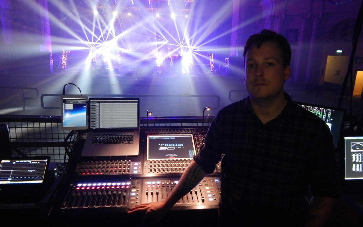 DiGiCo SD10 Gives Flexibility To M83 Mix