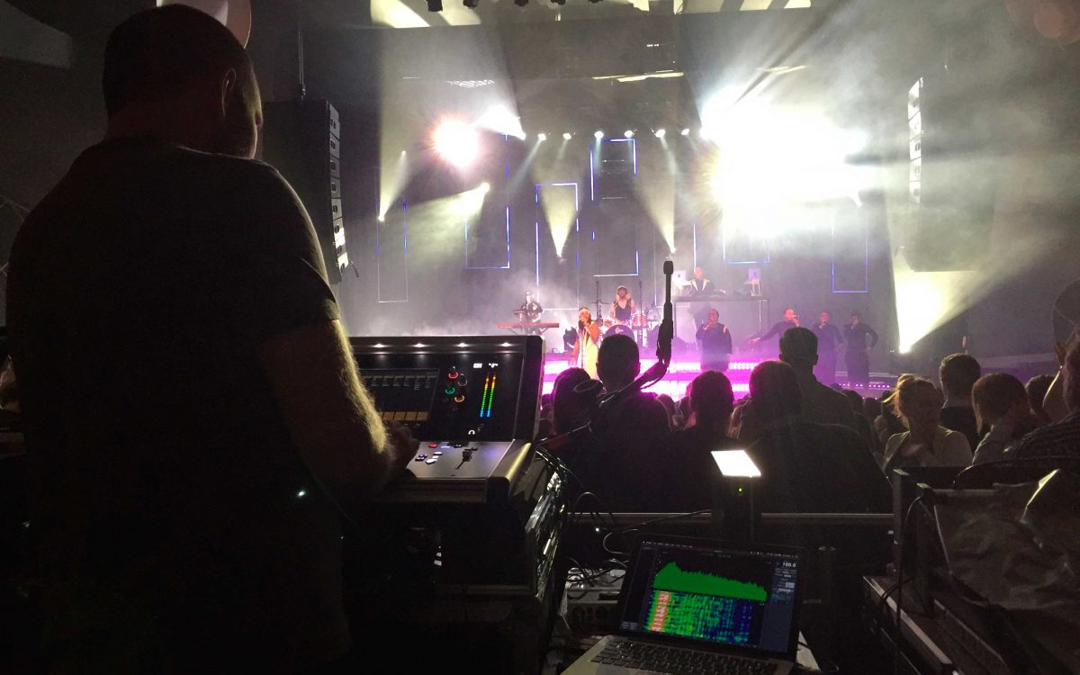 Norwegian Rap_Artist Madcon Tours With DiGiCo S21