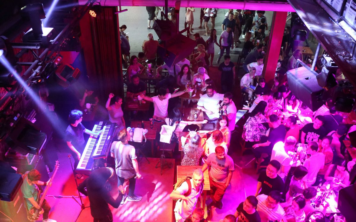 DiGiCo's S21 Delivers Powerful, Compact Solution For Rocking Live Music Venue In Phuket