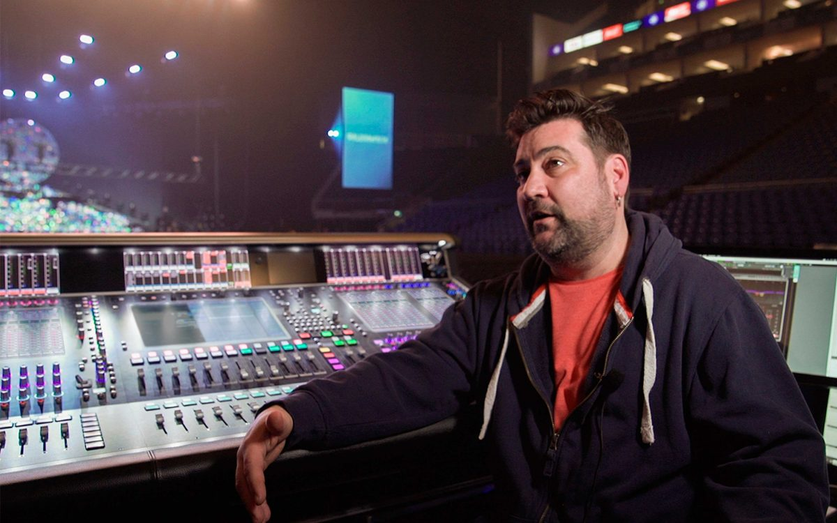 DiGiCo Is The Architect For Paloma Faith