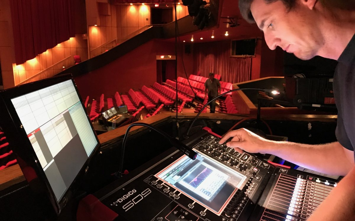 Festival Sound Increases DiGiCo Investment