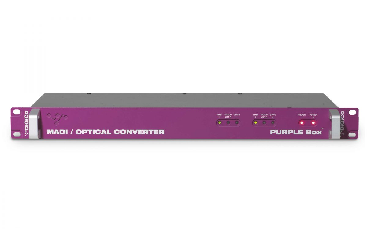 Purple Box - DiGiCo