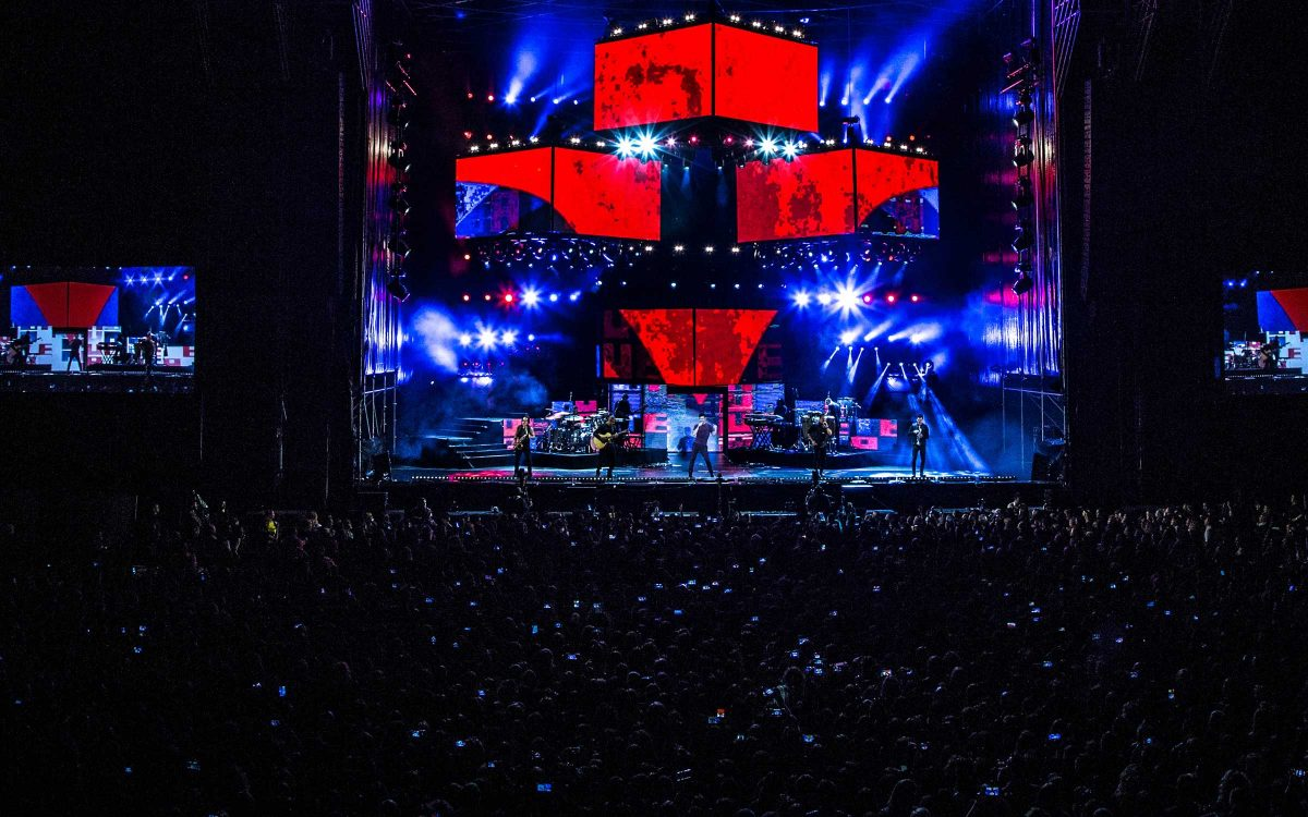 Ricky Martin Spanish Tour Underlines Advantages Of DiGiCo Consoles