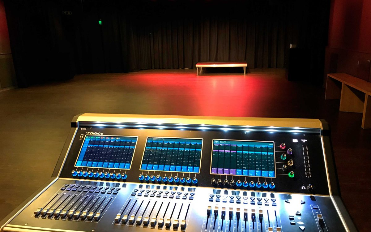 DiGiCo S31 Gives Norway's Folk Scene Everything It Needs