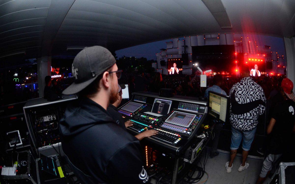 DiGiCo Takes Centre Stage At Rock In Rio, Lisbon