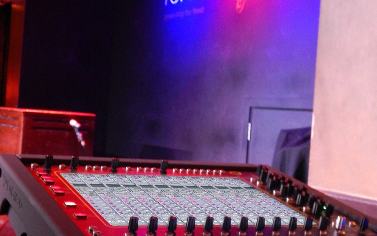 All That Jazz! Ronnie Scott's Goes Digital With Autograph & DiGiCo