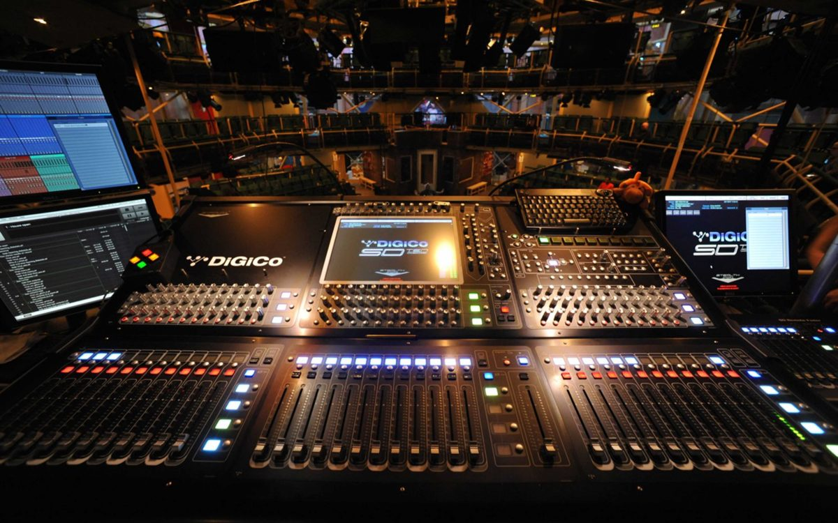 Autograph And DiGiCo Equip Unique Northern Theatre