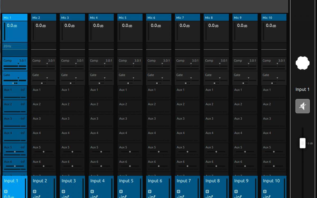 DiGiCo Releases S-Series Offline Editor