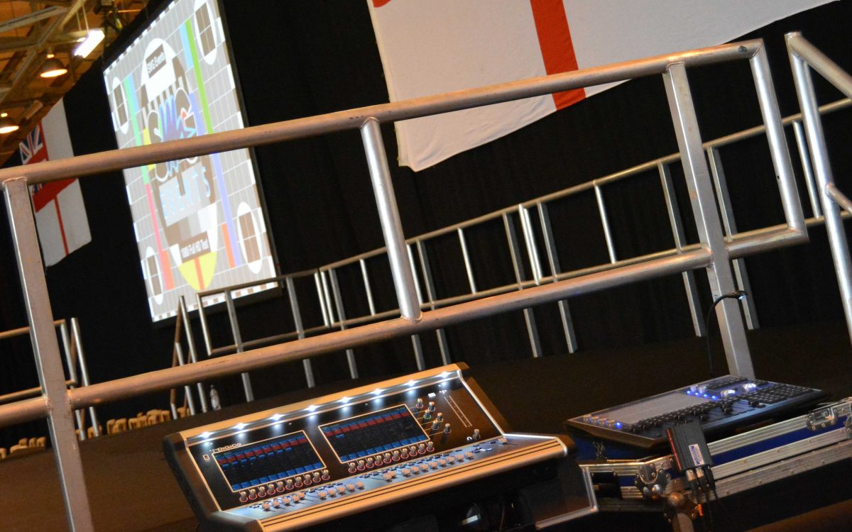SWG Events Invests In DiGiCo S21