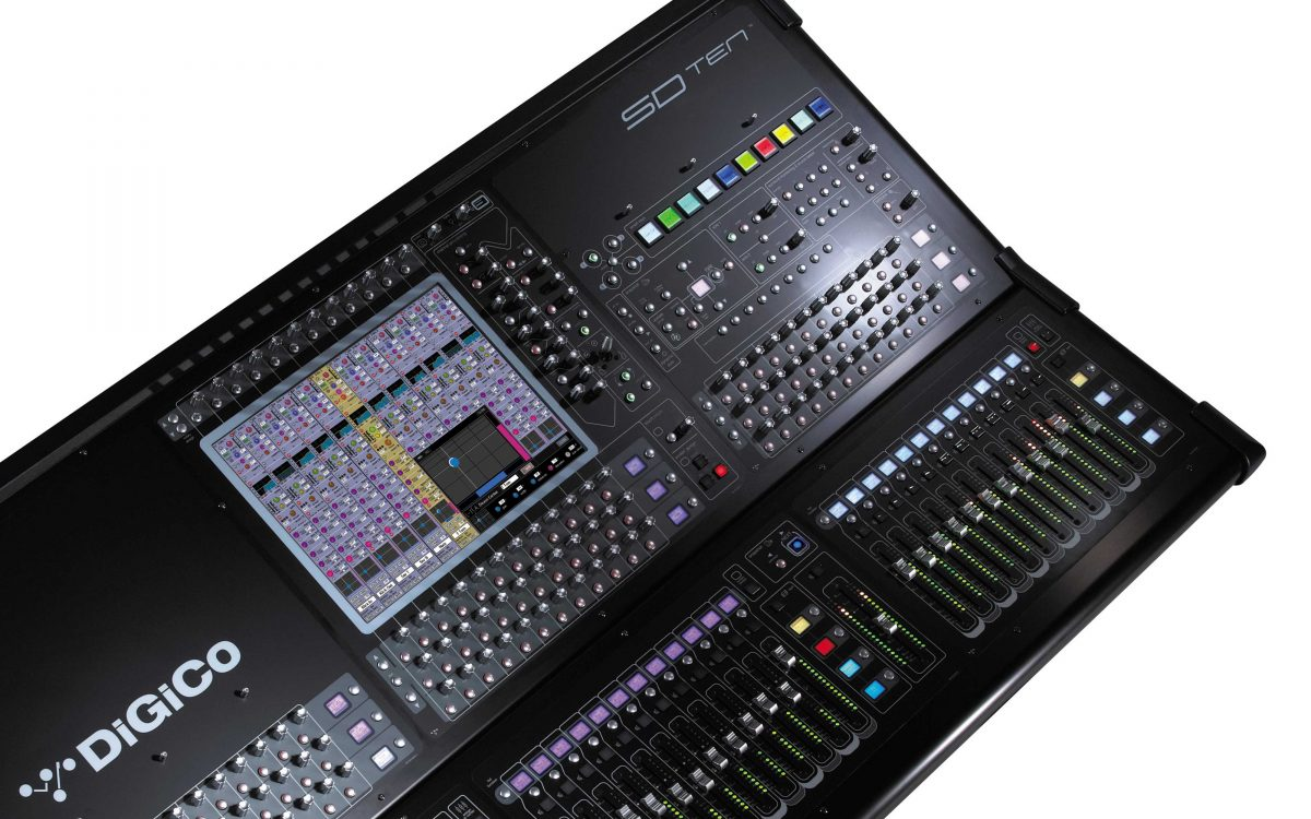 DiGiCo Showcases Exciting New Products And Upgrades At ProLight + Sound 2018