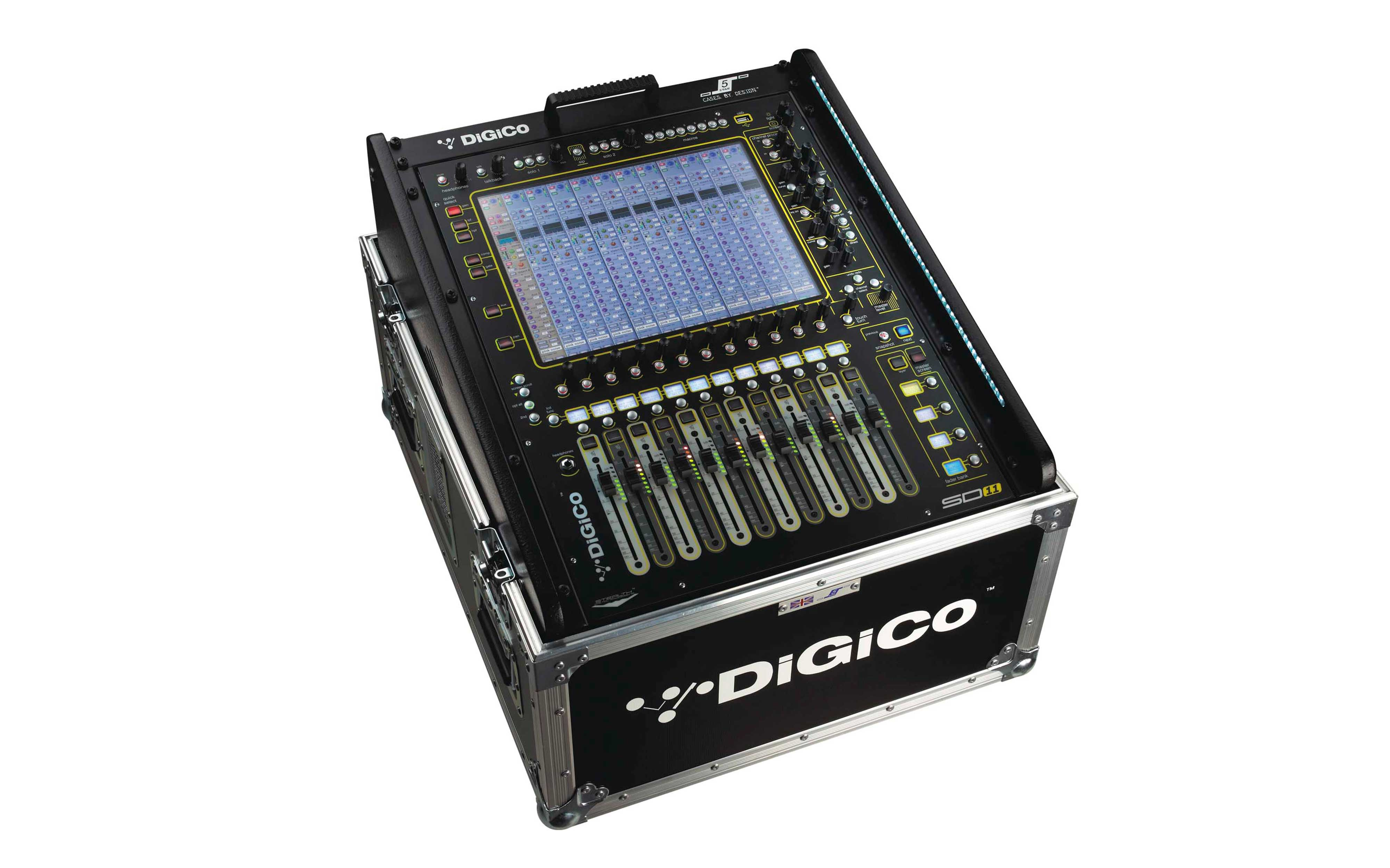 digico sd11 software