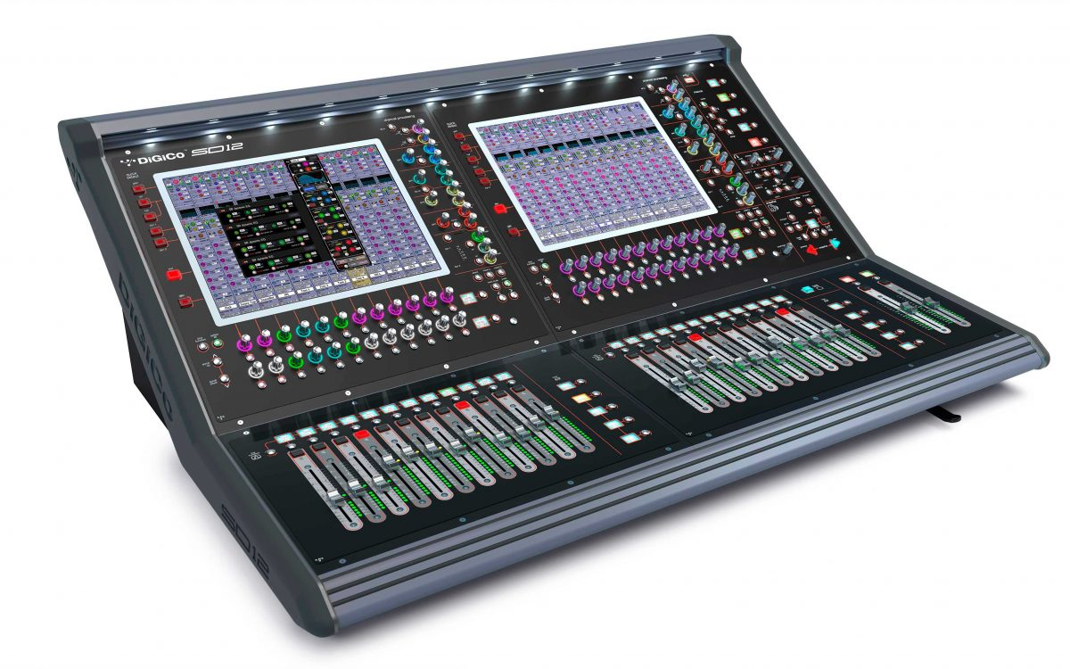 DiGiCo reveals the best of everything at NAMM 2017