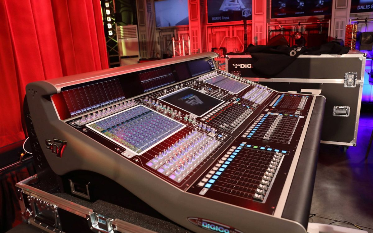 Sound Stylists Invests In South Africa's First DiGiCo SD7