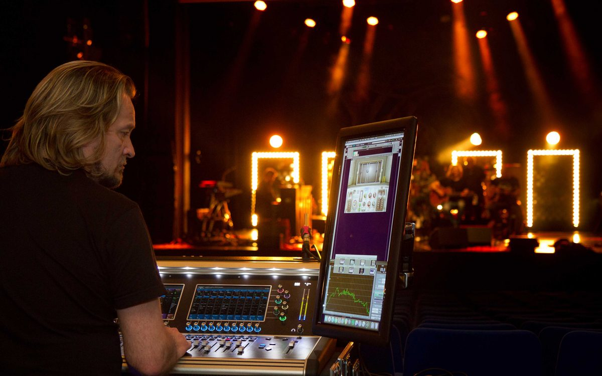 DiGiCo S-Series Delivers Everything Yo Needs
